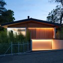 Extension and transformation of a house in Geneva / LRS Architectes © Thomas Jantscher