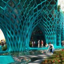 Competition Entry: Iran Pavilion (Expo Milan 2015) / New Wave Architecture Courtesy of New Wave Architecture
