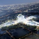 Dubai Wins World Expo 2020 Bid with HOK-Designed Master Plan Courtesy of HOK
