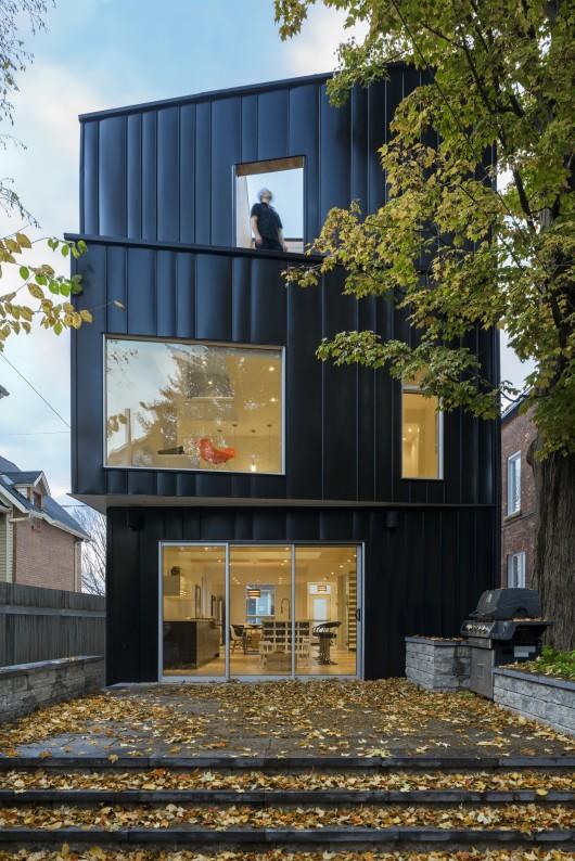 glebe residence batay csorba architects. Black Bedroom Furniture Sets. Home Design Ideas