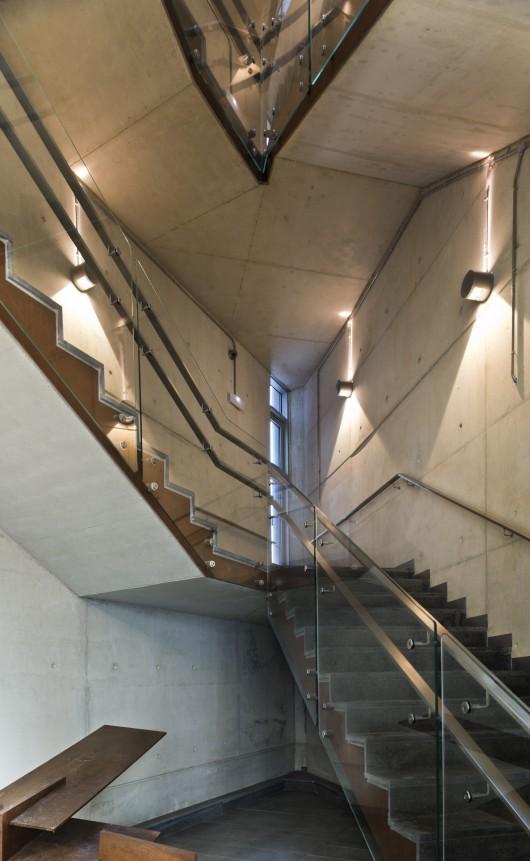 Office building in vitoria lh14 arquitectos archdaily - Arquitectos vitoria ...