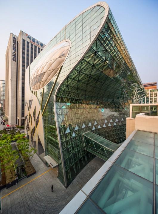 Seoul New City Hall Iarc Architects Archdaily