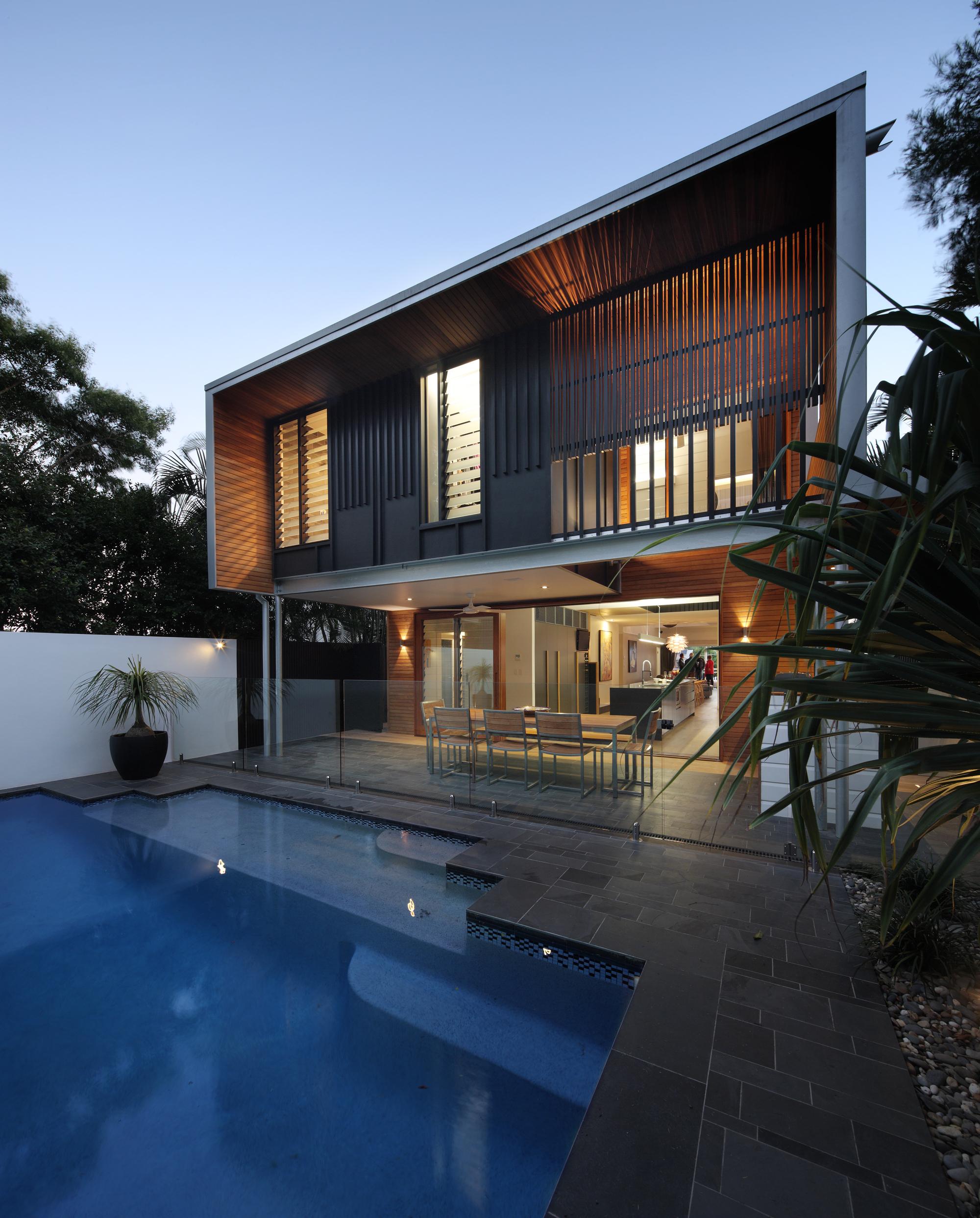 Modern architecture homes interior design