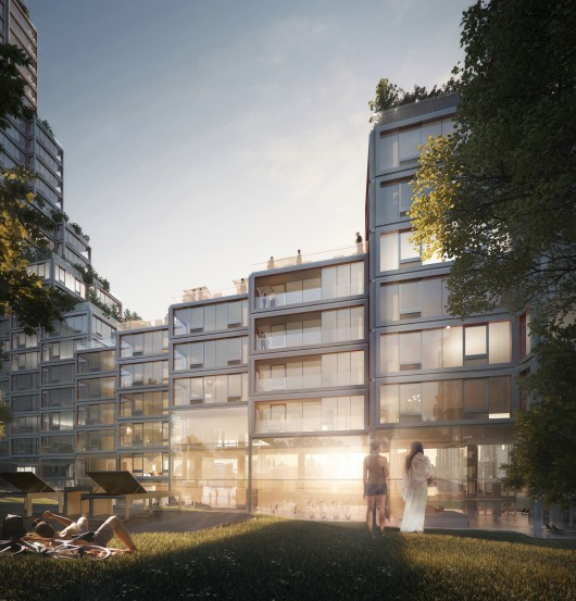 Cheap Apartments In New York City: ODA Chosen To Design Largest Affordable Housing Project In
