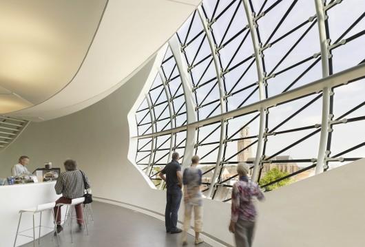 Museum de fundatie bierman henket architecten archdaily for Interieur architecten