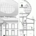 پلان موزه ، طراحی پلان موزه ، دانلود پلان موزه