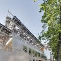 Zero Energy escuela / Mikou Design Studio © Florian Kleinefenn