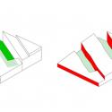 Zero Energy escuela / Mikou Design Studio Diagrama