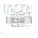 Mythos Building / ARX Second Floor Plan