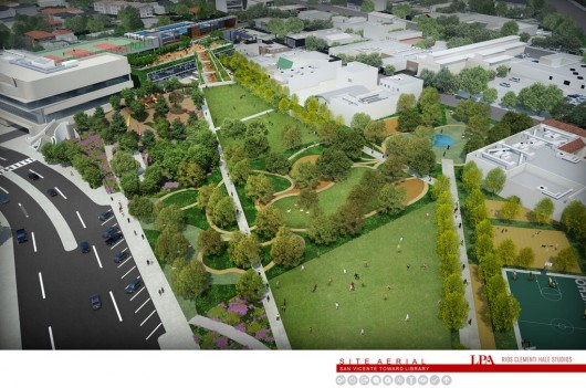 shortlist for west hollywood park project announced