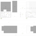 K House / Kimura Matsumoto Second Floor Plan