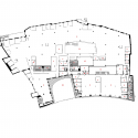 Viacom European HQ / Jacobs Webber First Floor Plan
