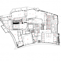 Viacom European HQ / Jacobs Webber Ground Floor Plan