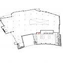 Viacom European HQ / Jacobs Webber Second Floor Plan