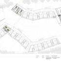 Conference and Coaching Center Stollhof / cp architektur Floor Plan Level 1 Apartment House