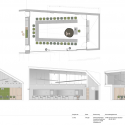 Conference and Coaching Center Stollhof / cp architektur Floor Plan Conference Room