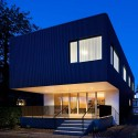 Oakley House / Benjamin Waechter Architect © Lara Swimmer