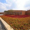 8th Chinese Flower Expo Information Centre / LAB Architecture Studio © Ryuji Miya