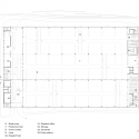 Production Hall Hettingen / Barkow Leibinger, Frank Barkow, Regine Leibinger Floor Plan