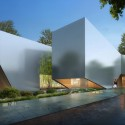 Shanghai Flower Garden Square / Real Time Architecture Courtesy of RTA Office