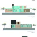 Olaya House / David Ramirez Elevations