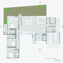 Olaya House / David Ramirez Floor Plan 1