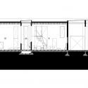 Repository / Jun Igarashi Architects Section 1