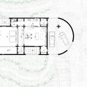Repository / Jun Igarashi Architects Ground Floor Plan