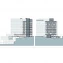 Bundang Seoul National University Hospital / JUNGLIM Architecture Elevation 1