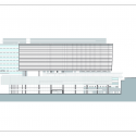 Bundang Seoul National University Hospital / JUNGLIM Architecture Elevation 3