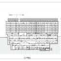 Bundang Seoul National University Hospital / JUNGLIM Architecture Section 1