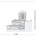 Bundang Seoul National University Hospital / JUNGLIM Architecture Section 2