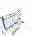 Bundang Seoul National University Hospital / JUNGLIM Architecture Drawing 9