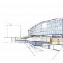 Bundang Seoul National University Hospital / JUNGLIM Architecture Drawing 10