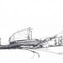 Bundang Seoul National University Hospital / JUNGLIM Architecture Drawing 16