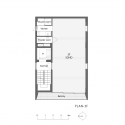 Grass Building / Ryo Matsui Architects Floor Plan 3