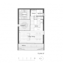 Grass Building / Ryo Matsui Architects Floor Plan 5