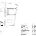 house LKS / P8 architecten Ground Floor Plan