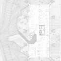 Logytel I+D / Alarcón + Asociados Lower Floor Plan