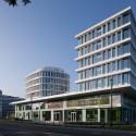 Business Garden Warszawa Hotel / Studio Fuksas © Piotr Krajewski