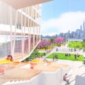 New Images Unveiled of Cornell Tech's Roosevelt Island Campus Courtesy of Weiss/Manfredi Architecture