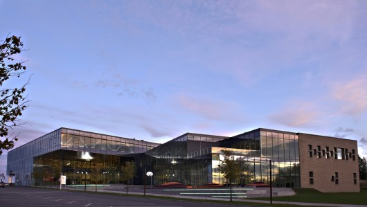 Campus Roskilde / Henning Larsen Architects | ArchDaily