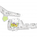 Departments Of Law And Central Administration / CRAB Studio Second Floor Plan