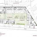 School Group and Student Housing / Atelier Phileas Ground Floor Plan