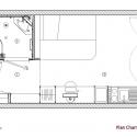 School Group and Student Housing / Atelier Phileas Floor Plan