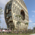 Guangzhou Circle / Joseph di Pasquale architect Courtesy of Joseph di Pasquale architect