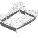 Waterloo Youth Center / Collins and Turner Isometric