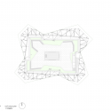 Waterloo Youth Center / Collins and Turner Roof Floor Plan