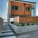 Tsunami House / Designs Northwest Architect © Lucas Henning