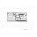 House in Yatsugatake / Kidosaki Architects Studio First Floor Plan